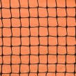 Stock Photo: Tennis net