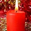 Burning candle — Stockfoto #7974488