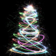 Xmas tree — Stock Photo #7974529