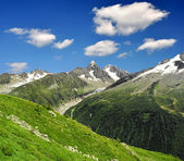 Savoy Alps-Europe — Stock Photo