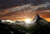 Matterhorn — Foto Stock