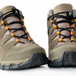 Hiking boots - Stock Photo