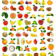 Royalty-Free Stock Photo: Large collection of fruit