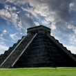 Chichen Itza in Mexico — Stock Photo