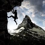 Climbers — Stock Photo