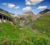Grossglockner Hochalpenstrasse - Austrian Alps — Stock Photo