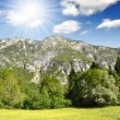 JuliAlps, Slovenia — Stock Photo #8179207