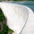 Dam Emosson - Stock Photo