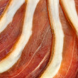 Prosciutto ham — Stock Photo