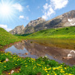 Dolomites -  Italy — Stock Photo #8238212