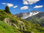 Savoy Alps-Europe — Foto de Stock