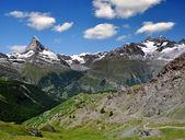 Matterhorn - Swiss Alps — Stockfoto
