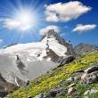 Stock Photo: Grossglockner, Austria