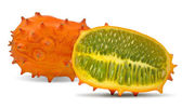 Kiwano melon — Stock Photo