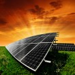 Solar energy panels — Foto de stock #9785758