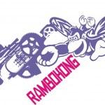 Постер, плакат: Rambocong
