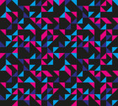 Seamless Retro Pattern — Vetorial Stock