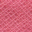 Pink cloth pattern for design — Stock Photo