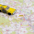 Stock Photo: Travel by car