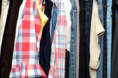 Woman clothes — Stock Photo