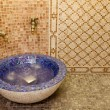 Stock Photo: Interior of Turkish steam bath