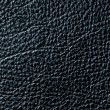 Elegant black leather texture — Lizenzfreies Foto
