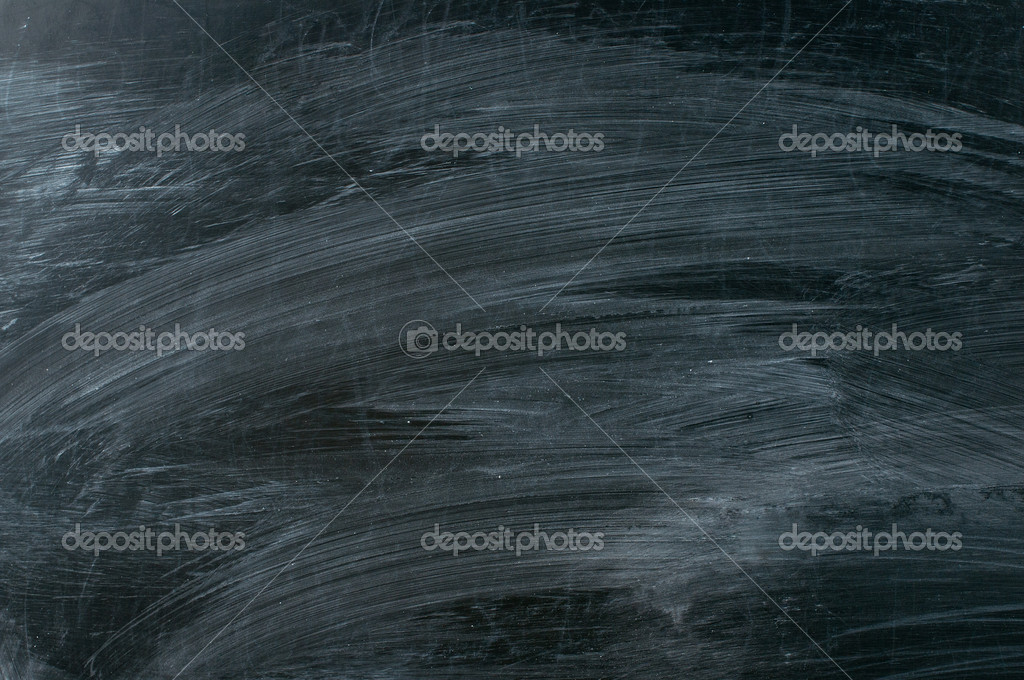 Blank chalkboard, blackboard texture  Stock Photo #9840712