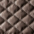 Abstract and elegant brown leather background — Stock Photo
