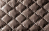 Abstract and elegant brown leather background — Foto de Stock