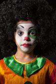 Porträt von clown — Stockfoto