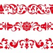 Stock Vector: Traditional RussiOrnament
