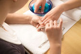 Nail studio — Stock Photo