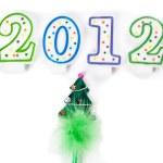 Happy new year 2012 — Stock Photo #8595365