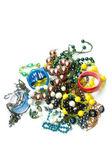 Beads and bracletes — Stock fotografie