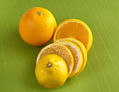 Picture of oranges — Stock Photo
