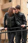 Picture of lovers couple — Stock Photo