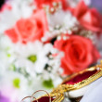 Wedding bouquet — Stock Photo #8003283