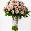 Pink roses — Stock Photo #8003332