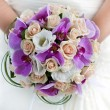 Bouquet of orchids — Stock Photo #8110182