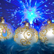 Christmas decorations — Foto de stock #8678725