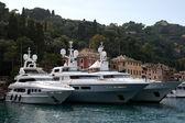 Luxury yacht — Stockfoto