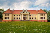 Durbe manor house near Tukums, Latvia. — Stock Photo