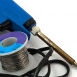 Soldering tools — Stock Photo