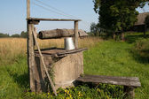 Water Well — Stock Photo