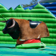 Mechanical Bull — Stock Photo