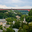 Luxembourg city - Stock Photo