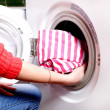 Washing machine — Foto de Stock