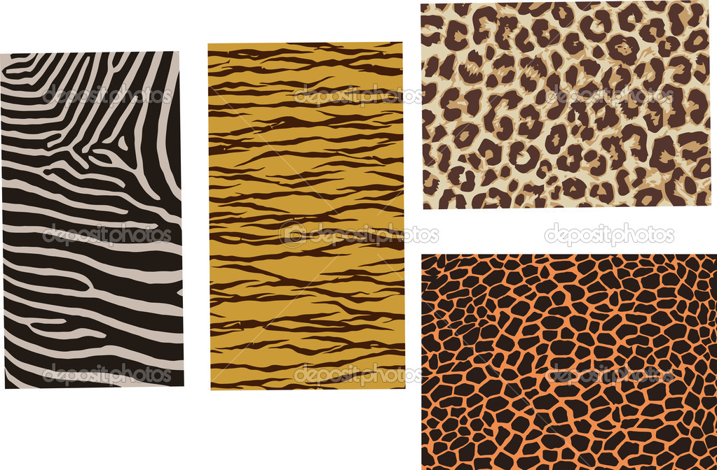 Animal skin color — Stock Vector #9577785