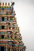 Indian temple — Stock Photo