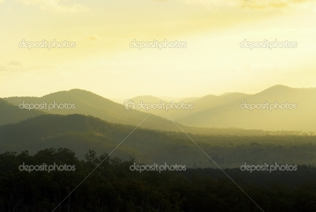 Фотообои Холмы